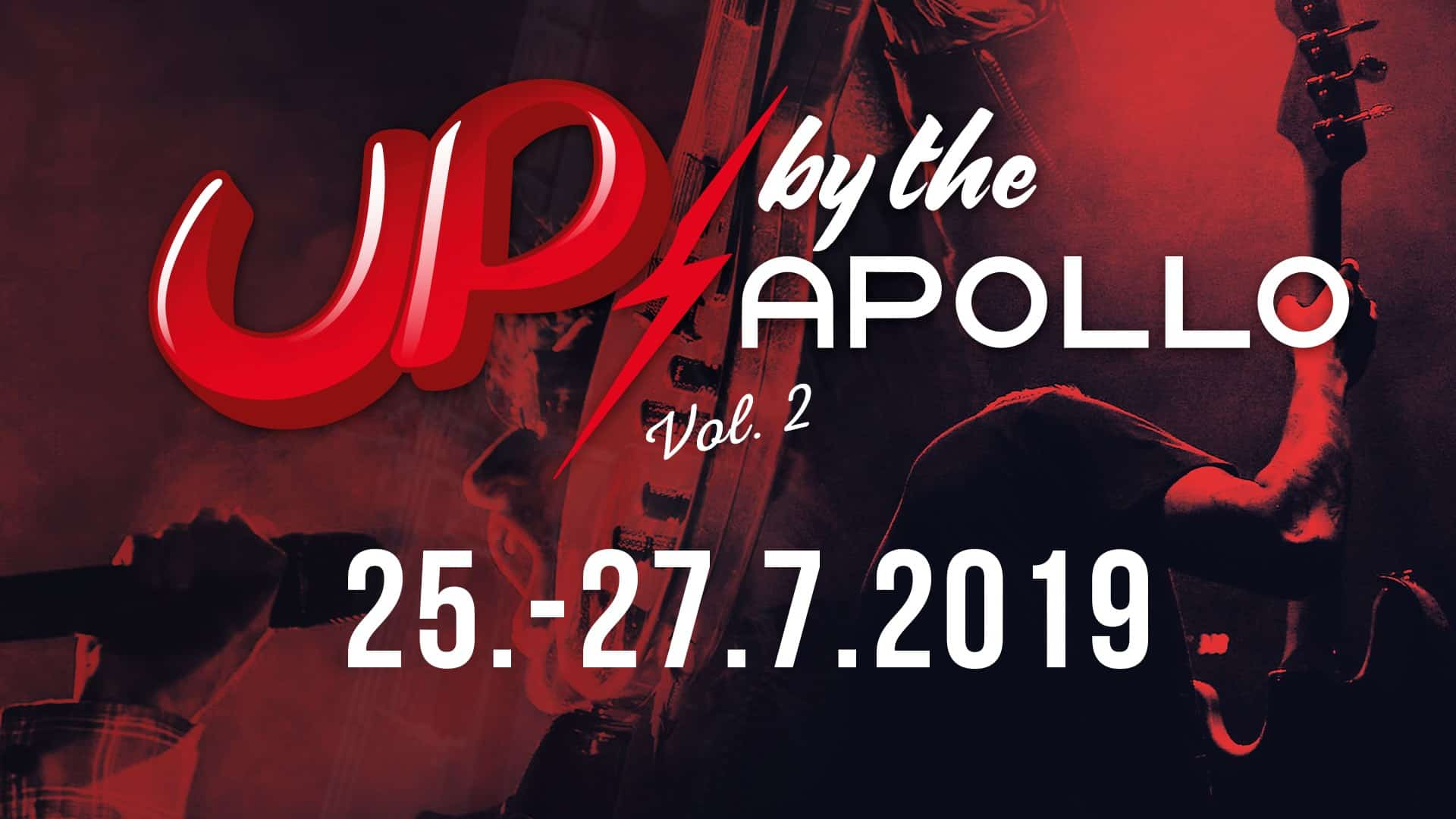 UP BY THE APOLLO vol.2
