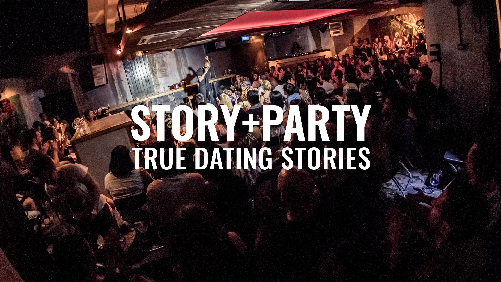 Story Party Turku | True Dating Stories klo 20:30